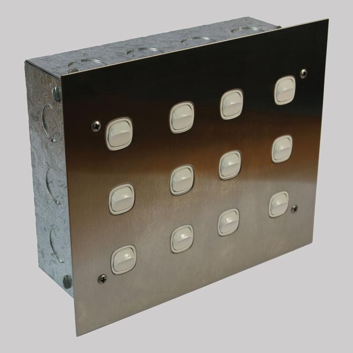 ESCO Switchbox White